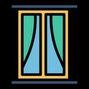 Window Furniture Houshold Icon