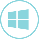Windows Social Logos Icon