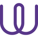 Wire Technology Logo Social Media Logo Icon