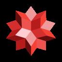 Wolfram Alpha Logo Icon