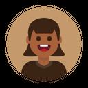Woman Avatar Girl Icon