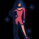 Woman Body Body Girl Icon