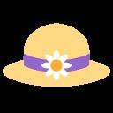 Woman Hat Cap Icon
