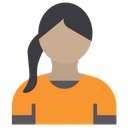 Woman Player Icon