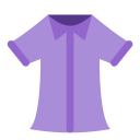 Womans Cloth Clothing Icon