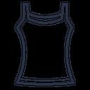 Women Tshirt Icon