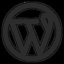 Wordpress Website Builder Logo Icon