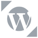 Wordpress Logo Social Media Icon