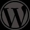 Wordpress Logo Brand Icon