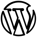 Wordpress Social Media Icon
