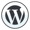 Wordpress Social Media Icon
