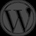 Wordpress Plain Icon