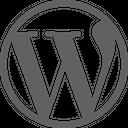 Wordpress Simple Social Media Logo Logo Icon