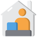 Work From Home Icon