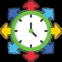 Workflow management Icon