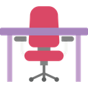 Armchair Chair Chair And Table Icon