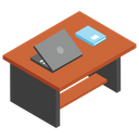 Workplace Business Room Office Icon