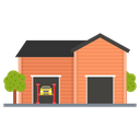 Workshop Workroom Shop Icon