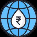 Worldwide value Icon