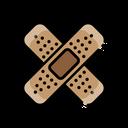Wound plaster Icon