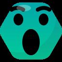 Wow Emotion Emoji Icon