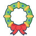 Wreath Icon