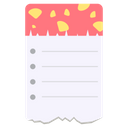 Writing Note Icon