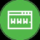 Www Window Web Icon