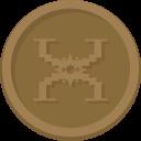 Xaurum Cryptocurrency Crypto Icon