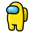 Yellow Free Character Icon