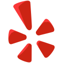 Yelp Social Media Icon