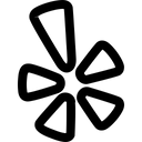 Yelp Social Media Logo Logo Icon