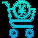 Cart Ecommerce Money Icon