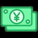 Yen  Notes Icon