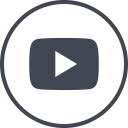 Youtube Play Social Icon