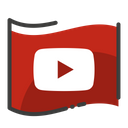 Youtube Social Media Social Network Icon