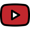 Youtube Social Media Logo Logo Icon