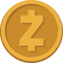 Zcash Cryptocurrency Crypto Icon