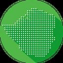 Zimbabwe African Country Icon
