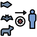 Zoonosis Icon