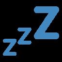 Zzz Comic Sleep Icon