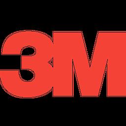 3 M Flat  Logo Icon