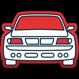4x4 car Icon