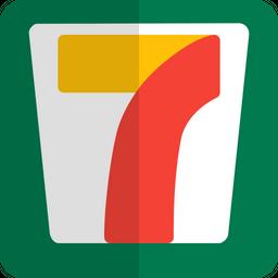 7 eleven Logo Icon