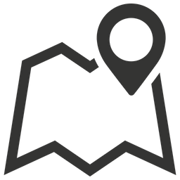 Address Icon Of Glyph Style Available In Svg Png Eps Ai Icon Fonts