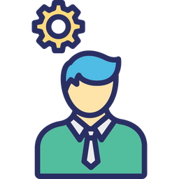 Administrator Icon Of Colored Outline Style Available In Svg Png Eps Ai Icon Fonts