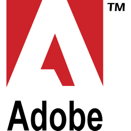 Adobe Logo Icon Of Flat Style Available In Svg Png Eps Ai Icon Fonts