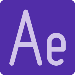 Adobe After Effects Logo Icon Of Flat Style Available In Svg Png Eps Ai Icon Fonts