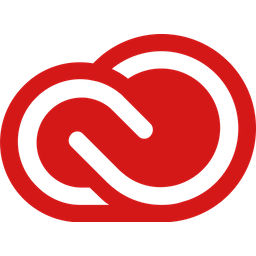 Adobe Creative Cloud Icon Of Flat Style Available In Svg Png Eps Ai Icon Fonts
