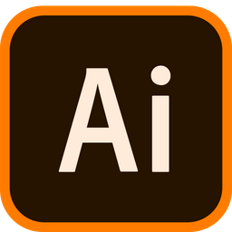 Adobe Illustrator Icon Of Flat Style Available In Svg Png Eps Ai Icon Fonts